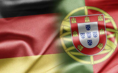 A relação comercial entre Portugal e Alemanha em 2016