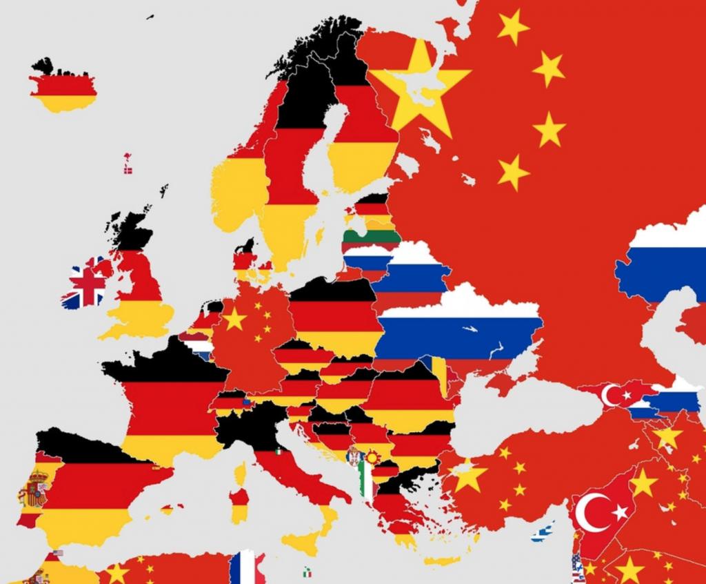 Alemanha em destaque nos parceiros comerciais da Europa - SELEKTPT - Exportar para a Alemanha